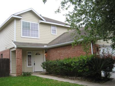 Houston Single Family Home For Sale: 6014 Lark Haven Lane