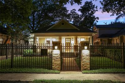 Houston Single Family Home For Sale: 1641 Cortlandt Street