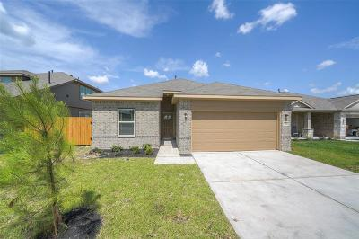 Conroe Single Family Home For Sale: 3575 Korina Way