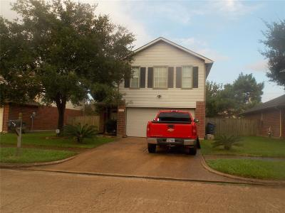Single Family Home For Sale: 17307 Davenway Drive