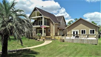 Brazoria Single Family Home For Sale: 4853 County Road 747a