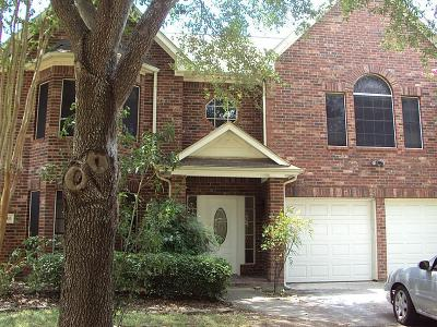Katy Rental For Rent: 24310 Pepperrell Place