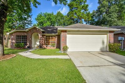 Porter Single Family Home For Sale: 21818 Raven Tree