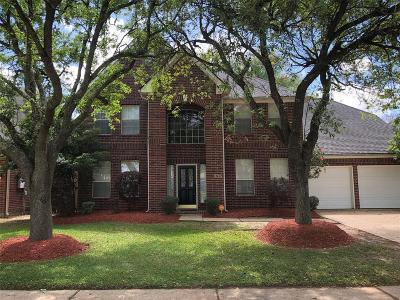 Pasadena Single Family Home For Sale: 6710 Coldstream Drive