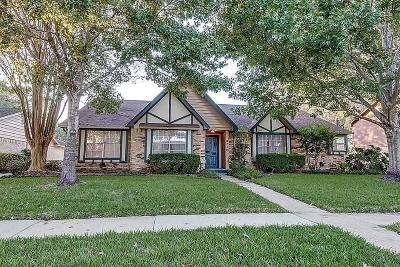 Sugar Land Single Family Home For Sale: 2710 Pepper Wood Drive
