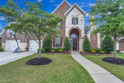 Fulshear Single Family Home For Sale: 5119 Kendalia Cloud Lane