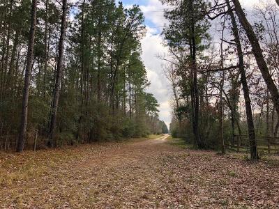 Willis Farm & Ranch For Sale: 93 Ac Gibbs Pipeline Road