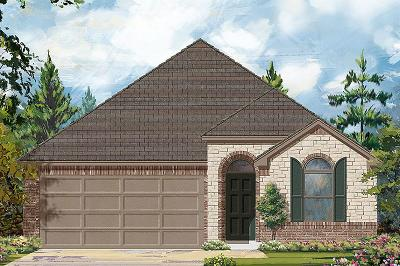 Harris County Single Family Home For Sale: 14219 Persimmon Woods
