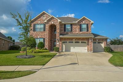 Cypress Single Family Home For Sale: 20606 Wayne River Court