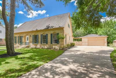 Houston Single Family Home For Sale: 17911 Zagar Lane