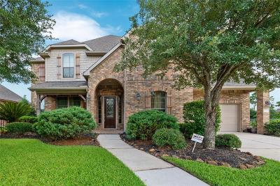 Humble Single Family Home For Sale: 9702 Heavy Anchor Lane