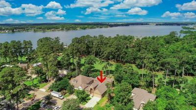 Montgomery Single Family Home For Sale: 3143 Lazy Lake Lane