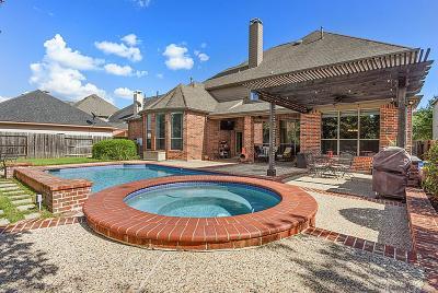 Katy Single Family Home For Sale: 8622 Graceful Oak Crossing