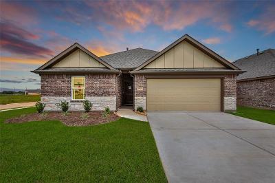 Hockley Single Family Home For Sale: 16342 Rockdale Landing Drive