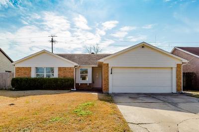 Missouri City Single Family Home For Sale: 1135 River Rock Drive