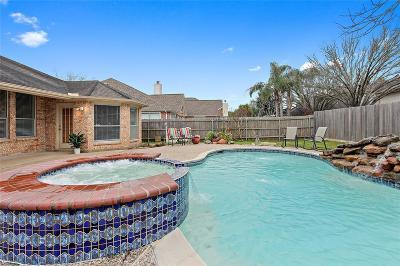 League City Single Family Home For Sale: 3218 Crimson Coast Drive