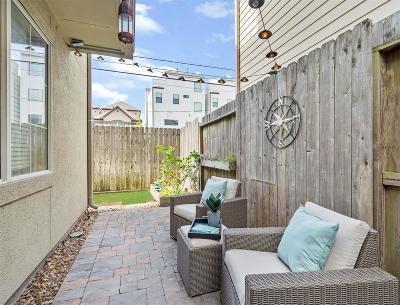 Houston Single Family Home For Sale: 1604 Colorado Street