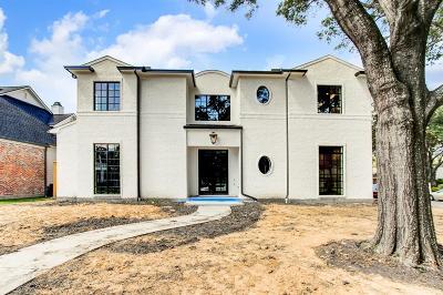 Briargrove Single Family Home For Sale: 6122 Cedar Creek Drive
