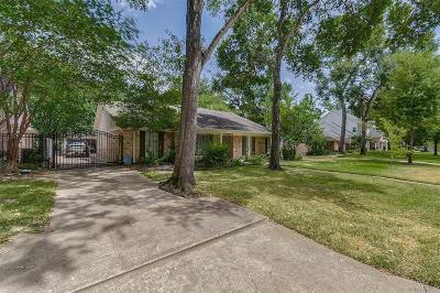 Houston Single Family Home For Sale: 834 Saint George Lane