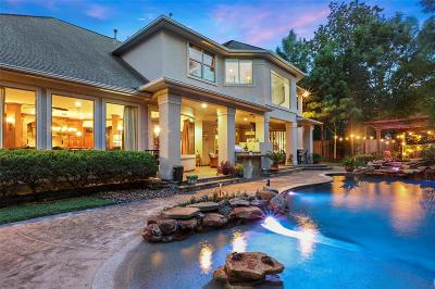 Kingwood Single Family Home For Sale: 5802 Blackstone Creek Lane