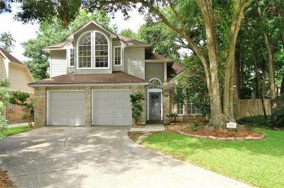 Kingwood Single Family Home For Sale: 4531 Dogwood Ridge Lane
