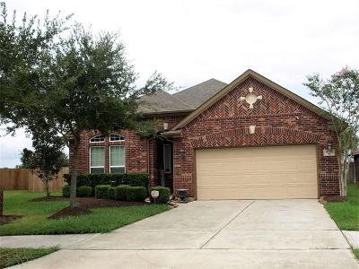 Rosenberg Single Family Home For Sale: 6142 Wickshire Drive