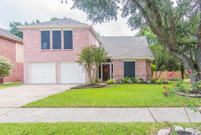 Katy Single Family Home For Sale: 21235 Park Willow Drive