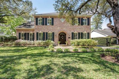 Bunker Hill Village Single Family Home For Sale: 271 Stoney Creek Drive