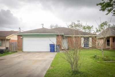 Texas City Single Family Home For Sale: 2311 36th Avenue North Avenue