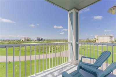 Galveston Condo/Townhouse For Sale: 26320 Cat Tail Drive #201