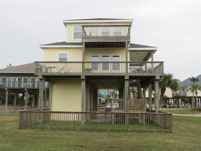 Galveston Single Family Home For Sale: 4114 Courageous Lane