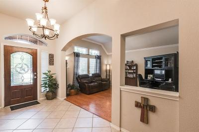 Houston Single Family Home For Sale: 12618 Winding Manor Drive