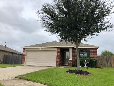 Katy Single Family Home For Sale: 21302 Bandera Ranch Lane