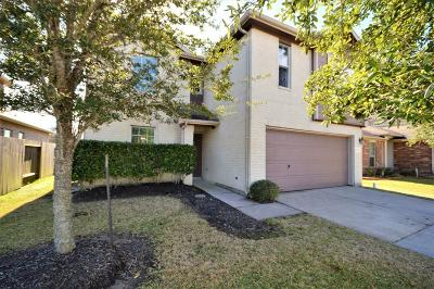 Texas City Single Family Home For Sale: 10801 Groveshire Drive