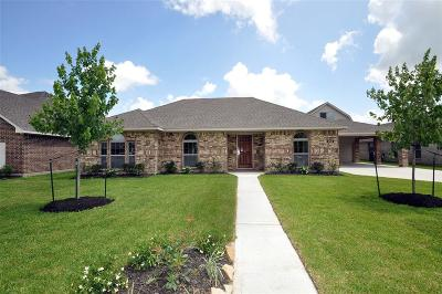 Manvel Single Family Home For Sale: 6714 Arlington Drive