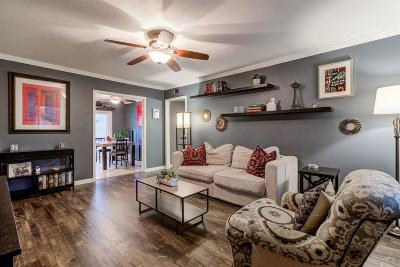 Houston Condo/Townhouse For Sale: 4040 San Felipe Street #234