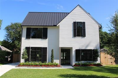 Garden Oaks Single Family Home For Sale: 1058 Gardenia Drive