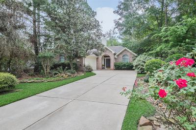 The Woodlands Single Family Home For Sale: 7 Fallsbury Court