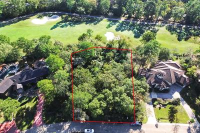 The Woodlands Residential Lots & Land For Sale: 2507 Wild Wind Place