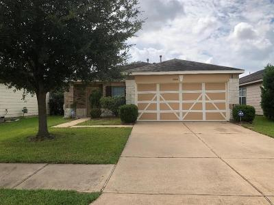 Katy Single Family Home For Sale: 26611 Marble Falls Bend