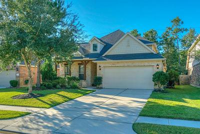 Humble Single Family Home For Sale: 12426 Crockett Bend Lane