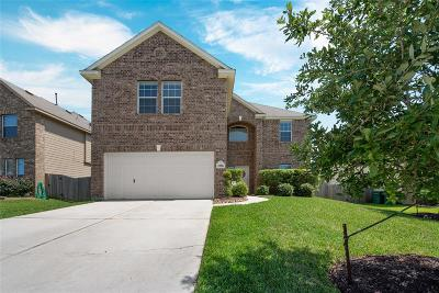 Conroe Single Family Home For Sale: 1006 Briar Pass