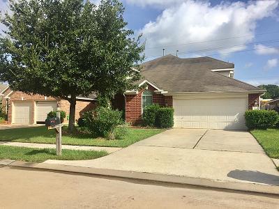 Spring Single Family Home For Sale: 3130 Spring Flower Lane