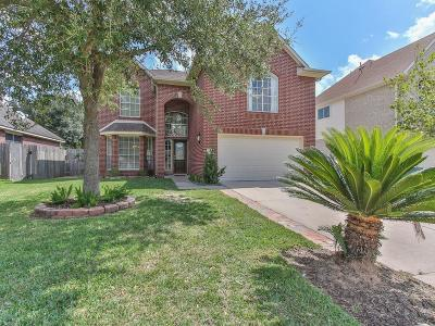 Katy Single Family Home For Sale: 3506 Sweetspire Road
