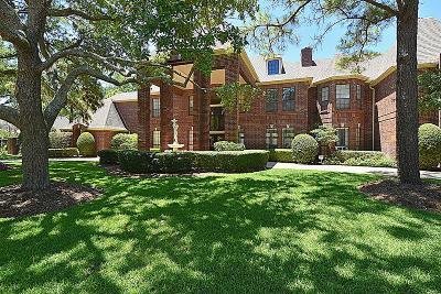 Katy Single Family Home For Sale: 21410 Ganton Drive