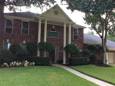 Tomball Single Family Home For Sale: 16410 Avenplace Road