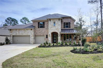 Willis Single Family Home For Sale: 215 Evening Tide Court