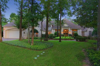 The Woodlands TX Single Family Home For Sale: $2,398,000