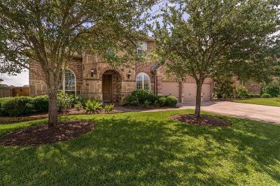 Manvel Single Family Home For Sale: 2714 Joshua Tree Lane