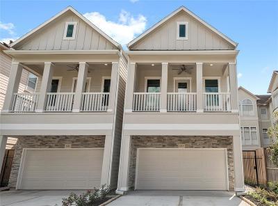 Single Family Home For Sale: 2432 Sheridan